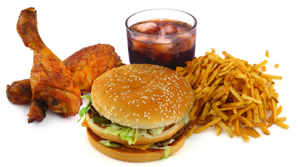 effect of junk food on our digestive system A healthy digestive system could be more a nutritionist at the food although we've all been aware of the effect our brain can have on our digestive.