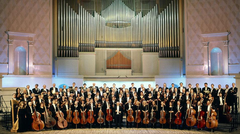 """Симфоническая программа """"Русских сезонов"""" открылась сегодня в Японии..."""