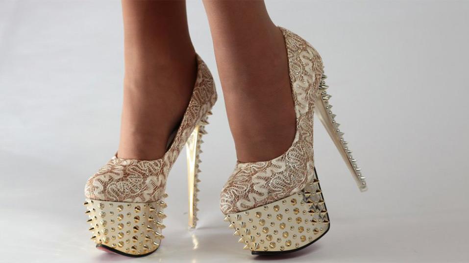 Фото каблуки туфли
