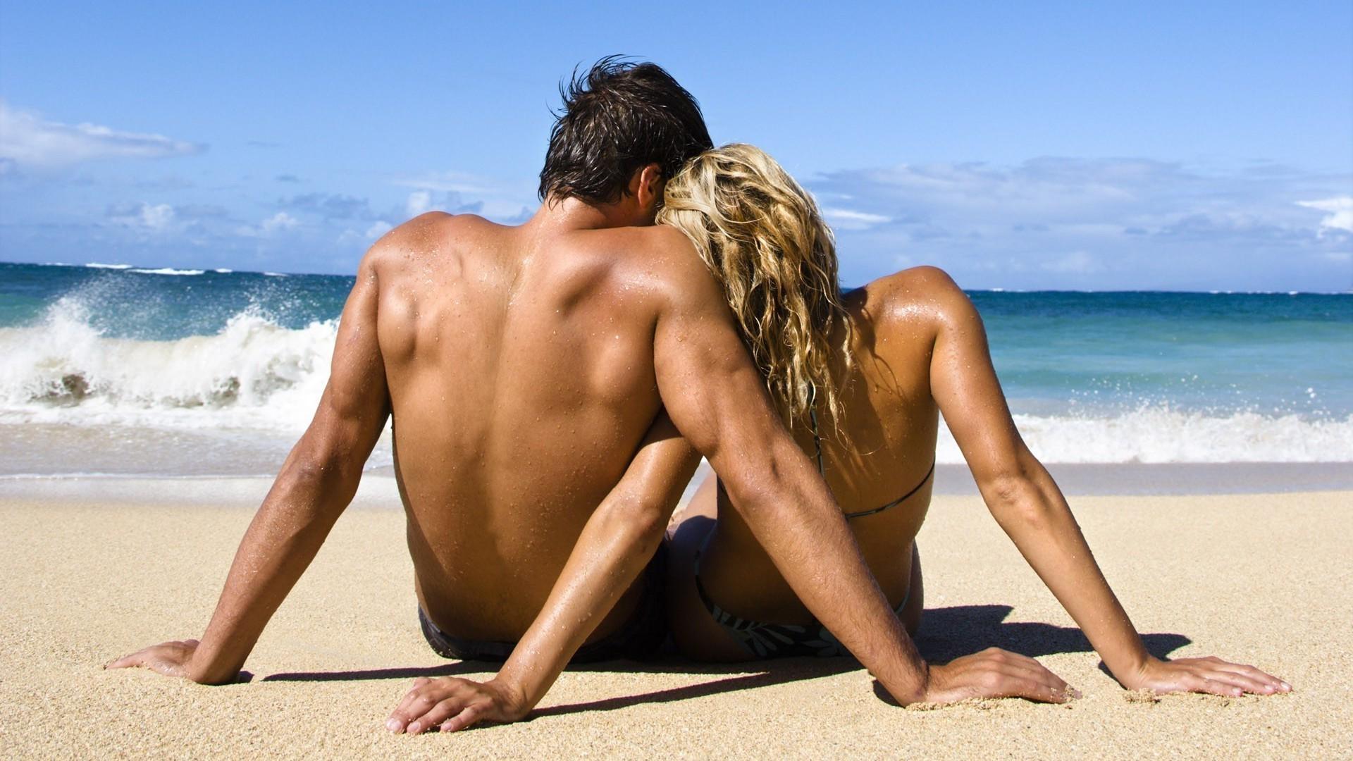Порно на пляже, секс на пляже онлайн, секс на пляже видео