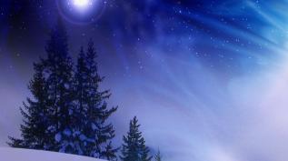 В ритме снегопада... Новогодняя поэзия