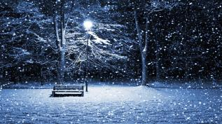 В ритме снегопада... Новогодняя поэзия | Продолжение