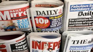 Украинский кризис в западных СМИ