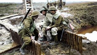 Первая мировая война | Суицид старой Европы