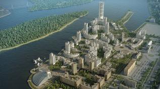 Восточная столица России?