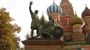 Дмитрий Пожарский | Человек чести, упавший с неба