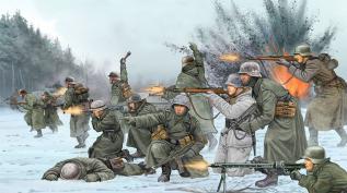 Последнее наступление Гитлера