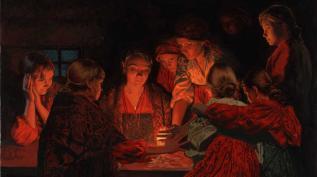 300 лет под ëлкой | Новогодние традиции