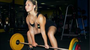 Марьяна Наумова | Самая сильная девочка в мире