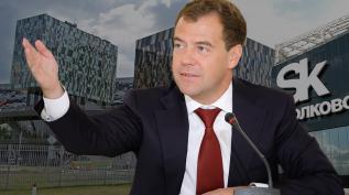 Дмитрий Медведев   Между Путиным и Путиным