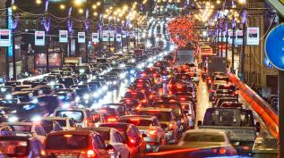 Александр Шумский | Дороги, пробки и парковки