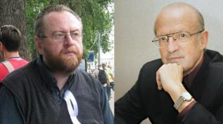 Дебаты в прямом эфире: Отставных vs. Пионтковский