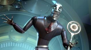 Вкалывают роботы, а не человек