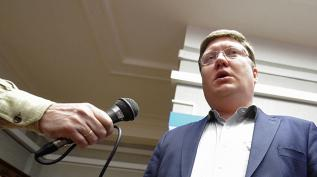 Журналисты против депутатов