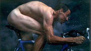Сидя на колёсах — откровения Лэнса Армстронга